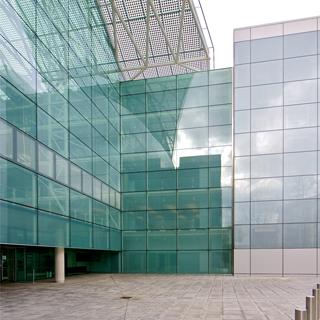 Verwaltungs  Und Kundenzentrum